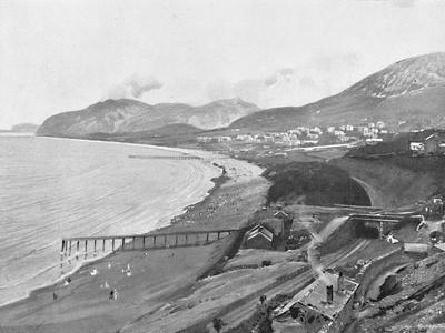 'Penmaenmawr', c1896-Unknown-Framed Photographic Print