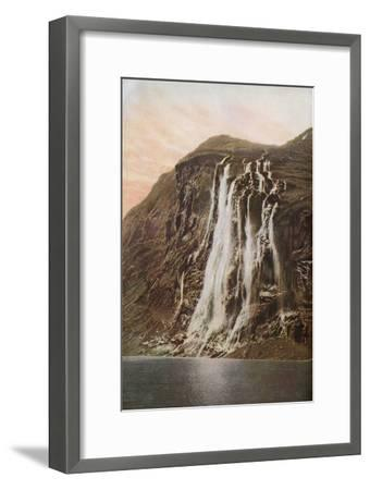 'Norway', c1930s-Unknown-Framed Giclee Print