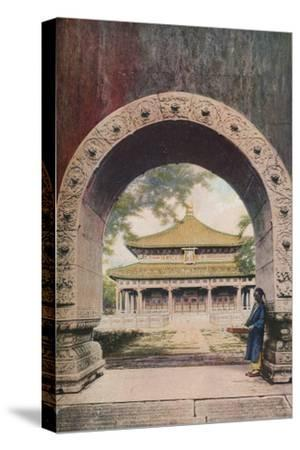 'Peking', c1930s-Unknown-Stretched Canvas Print