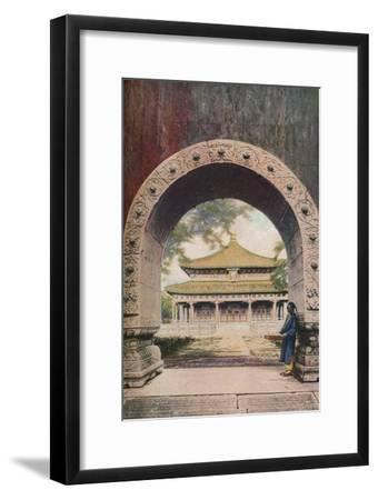 'Peking', c1930s-Unknown-Framed Giclee Print