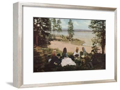 Russia', c1930s-Unknown-Framed Giclee Print