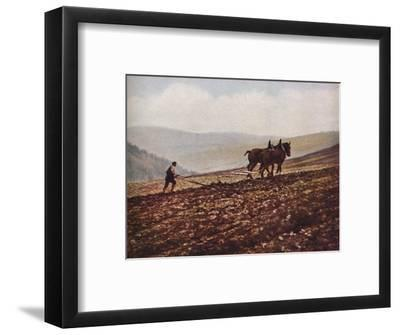 'Scotland', c1930s-Unknown-Framed Giclee Print