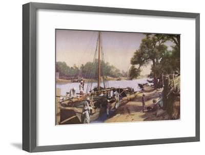 'Punjab', c1930s-Unknown-Framed Giclee Print