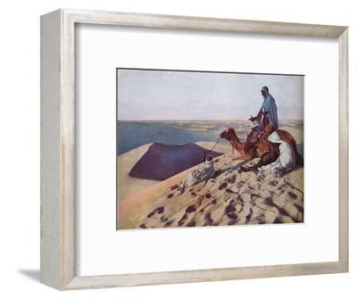 'Sahara', c1930s-Unknown-Framed Giclee Print
