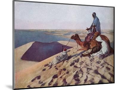 'Sahara', c1930s-Unknown-Mounted Giclee Print