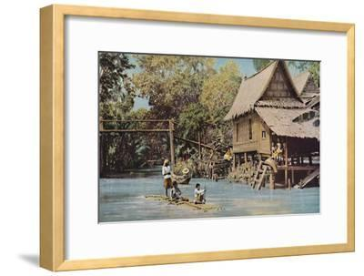 'Siam', c1930s-Unknown-Framed Giclee Print