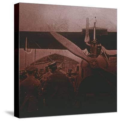 Front view of Gotha, c1914-c1918-Unknown-Stretched Canvas Print