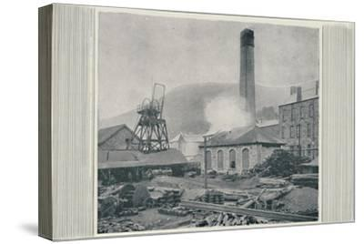 'Top of a Coal Mine', 1910-Unknown-Stretched Canvas Print