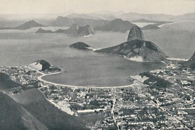 'Rio De Janeiro', 1916-Unknown-Framed Photographic Print