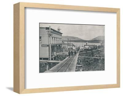 'Prince Rupert', 1916-Unknown-Framed Photographic Print