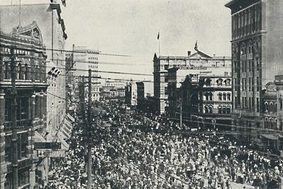 'Winnipeg', 1916-Unknown-Framed Photographic Print
