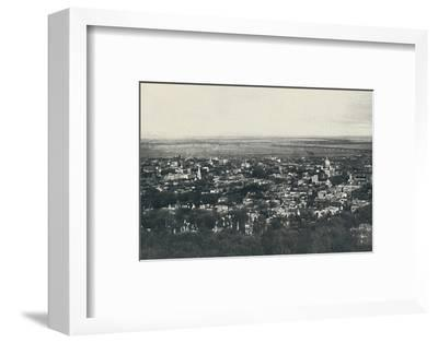 'Montreal', 1916-Unknown-Framed Photographic Print