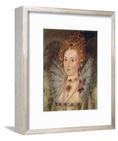 'Elizabeth', 1935-Unknown-Framed Giclee Print