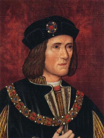 'Richard III', 1935-Unknown-Stretched Canvas Print