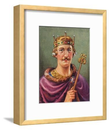 'William II', 1935-Unknown-Framed Giclee Print