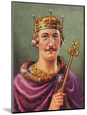 'William II', 1935-Unknown-Mounted Giclee Print