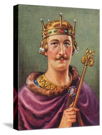 'William II', 1935-Unknown-Stretched Canvas Print
