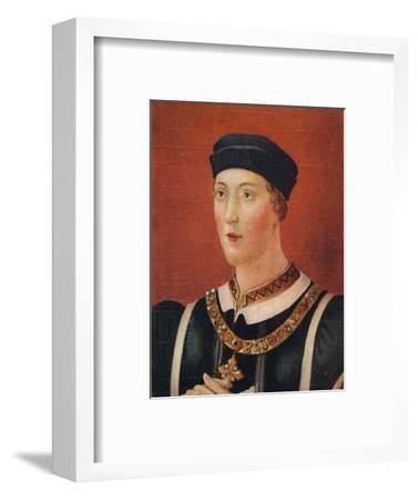 'Henry VI', 1935-Unknown-Framed Giclee Print