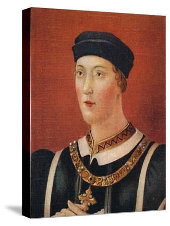 'Henry VI', 1935-Unknown-Stretched Canvas Print