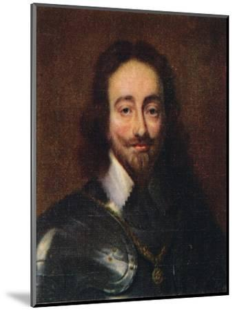 'Charles I', 1935-Unknown-Mounted Giclee Print