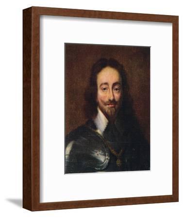 'Charles I', 1935-Unknown-Framed Giclee Print