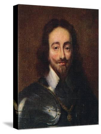 'Charles I', 1935-Unknown-Stretched Canvas Print