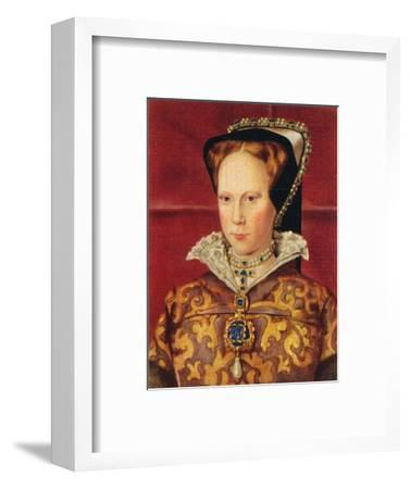 'Mary I', 1935-Unknown-Framed Giclee Print