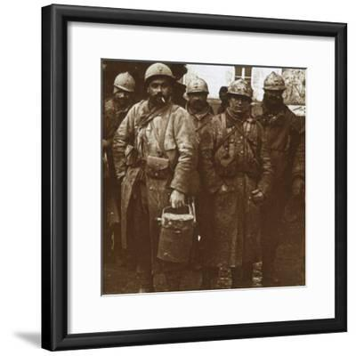 Les Éparges, northern France, c1914-c1918-Unknown-Framed Photographic Print