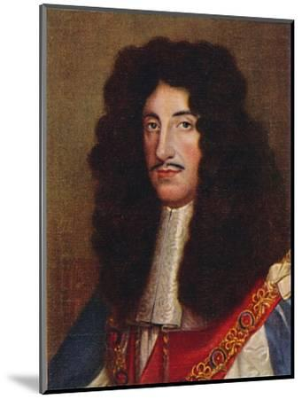 'Charles II', 1935-Unknown-Mounted Giclee Print