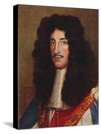 'Charles II', 1935-Unknown-Stretched Canvas Print