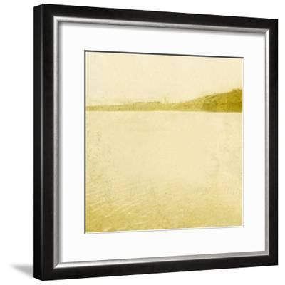 River Yser between the lines, c1914-c1918-Unknown-Framed Photographic Print