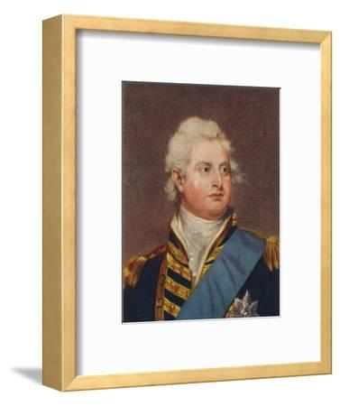 'William IV', 1935-Unknown-Framed Giclee Print