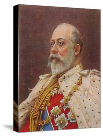 'Edward VII', 1935-Unknown-Stretched Canvas Print