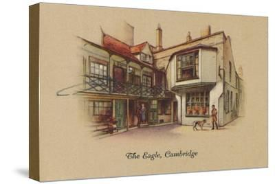 'The Eagle, Cambridge', 1939-Unknown-Stretched Canvas Print