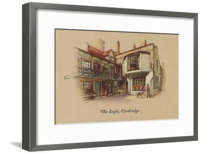 'The Eagle, Cambridge', 1939-Unknown-Framed Giclee Print