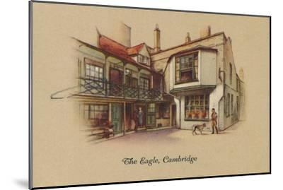 'The Eagle, Cambridge', 1939-Unknown-Mounted Giclee Print