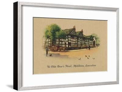 'Ye Olde Boar's Head, Middleton, Lancashire', 1939-Unknown-Framed Giclee Print