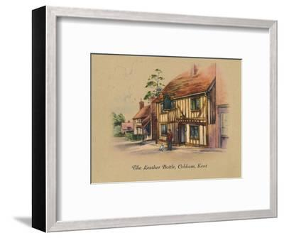 'The Leather Bottle, Cobham, Kent', 1939-Unknown-Framed Giclee Print