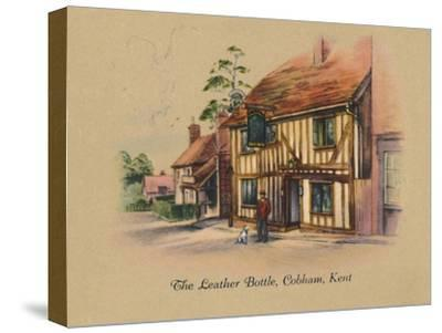 'The Leather Bottle, Cobham, Kent', 1939-Unknown-Stretched Canvas Print