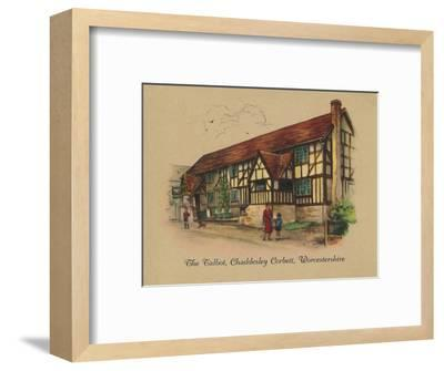 'The Talbot, Chaddesley Corbett, Worcestershire', 1939-Unknown-Framed Giclee Print