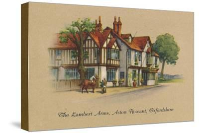 'The Lambert Arms, Aston Rowant, Oxfordshire', 1939-Unknown-Stretched Canvas Print