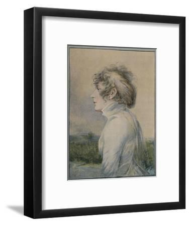 'Marie-Josèphe-Rose Tascher De La Pagerie, Called Josephine, Empress of the French', 1896-Unknown-Framed Giclee Print
