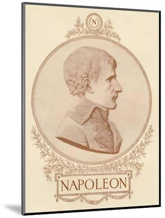 'Napoleon', c1799-1804, (1896)-Unknown-Mounted Giclee Print