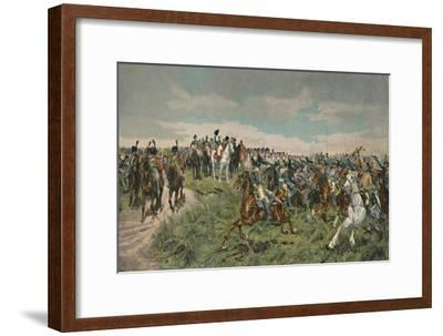 1807 - Friedland', (1896)-Unknown-Framed Giclee Print