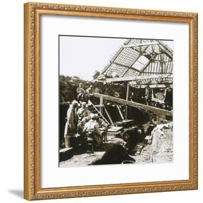 Soldiers, c1914-c1918-Unknown-Framed Photographic Print
