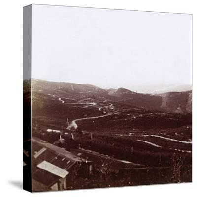 Karst Plateau, c1914-c1918-Unknown-Stretched Canvas Print