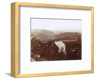 Italian front, c1914-c1918-Unknown-Framed Photographic Print