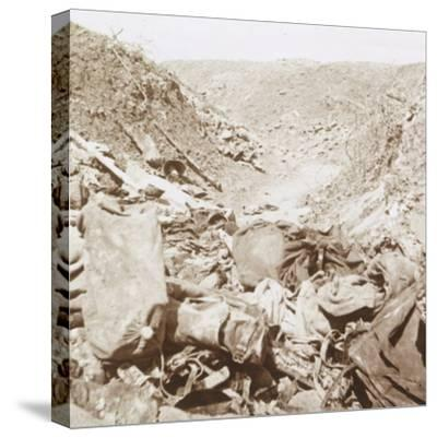 Craonne, northern France, c1914-c1918-Unknown-Stretched Canvas Print