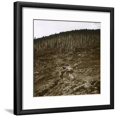 Alsace, c1914-c1918-Unknown-Framed Photographic Print