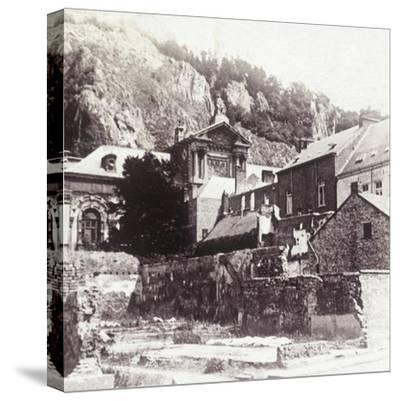 Dinant, Belgium, 1914-Unknown-Stretched Canvas Print